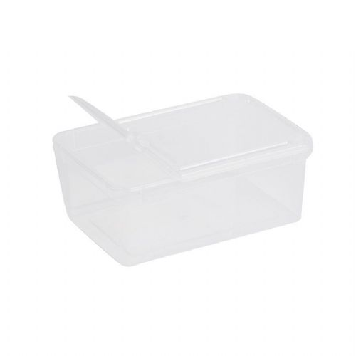 BraPlast Hinged Box & Lid 1.3L, 51515